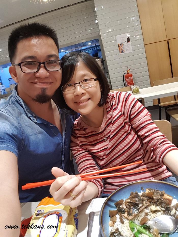 Dining in Hong Kong Sheng Kee Dessert In Midvalley