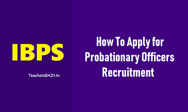 how to apply for ibps po 2018 recruitment,ibps pos 2018 recruitment online application form,last date to apply for ibps pos 2018 recruitment,ibps pos 2018 application fee