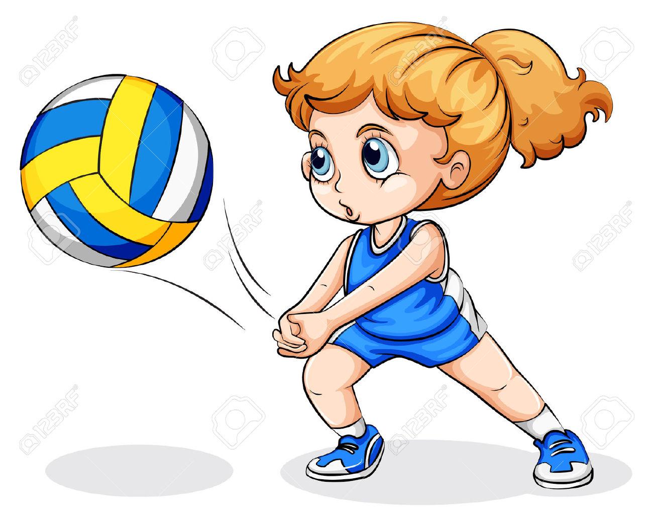 Como se juega el voleibol en ingles
