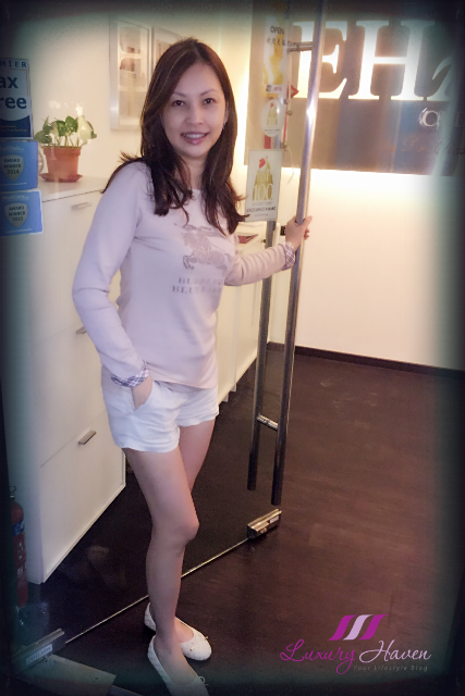 singapore celebrity beauty blogger reviews eha clinic skincare