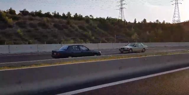 Ο οδηγός του μήνα: Οδηγεί ανάποδα επί χιλιόμετρα στην Κορίνθου - Τριπόλεως! (βίντεο)