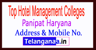 Top Hotel Management Colleges in Panipat Haryana