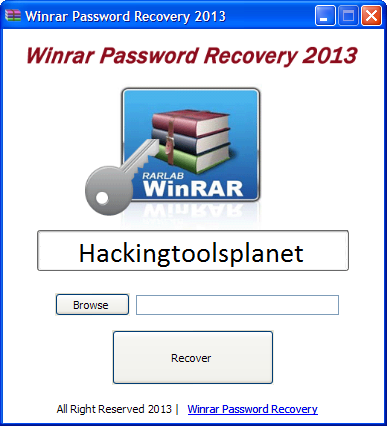 Login winrar password remover v501 txt download