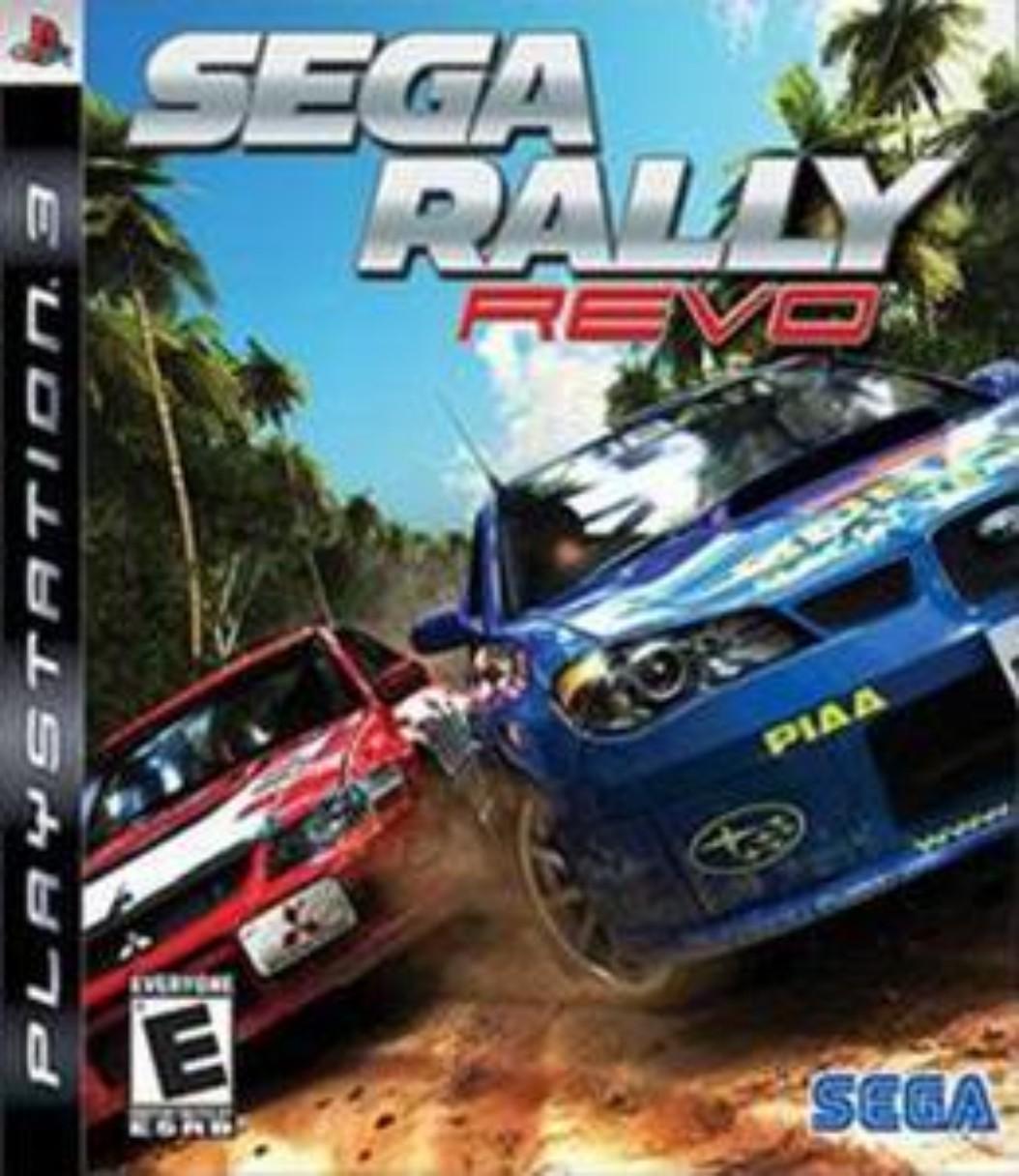 Sega rally Iso