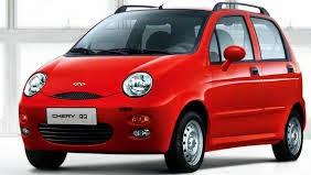 Serba Serbi Mobil Chery Qq