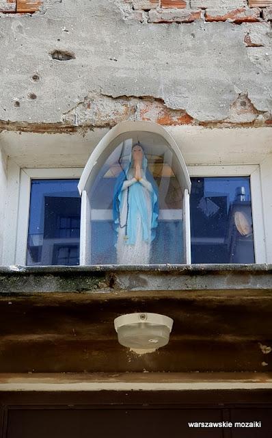 Warszawa Warsaw warszawskiekapliczki kapliczka grochow praga poludnie grochów