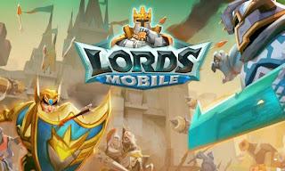 Lords Mobile MOD APK 1.61 Terupdate 2018