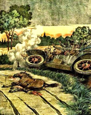 Accidente masina