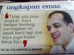 50 Fakta Menarik Tentang Jutawan Melayu