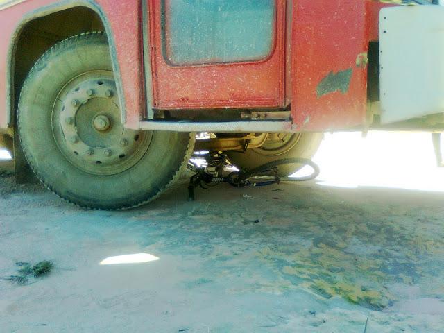 Barra da Estiva: Ônibus escolar atropela e mata criança