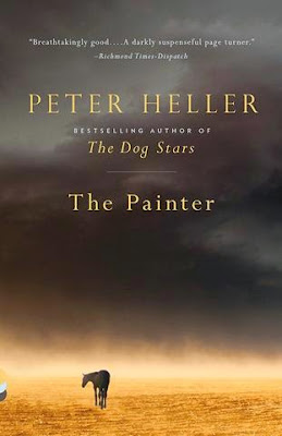 The Painter by Peter Heller - book cover