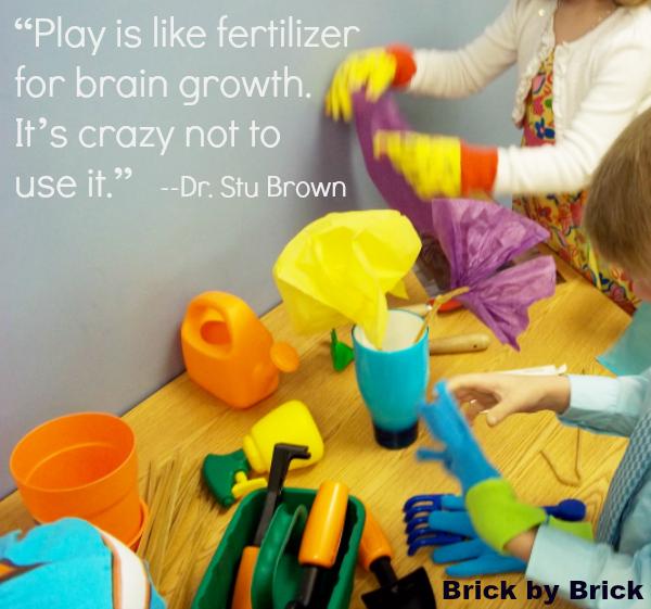 Stu Brown quote (Brick by Brick)
