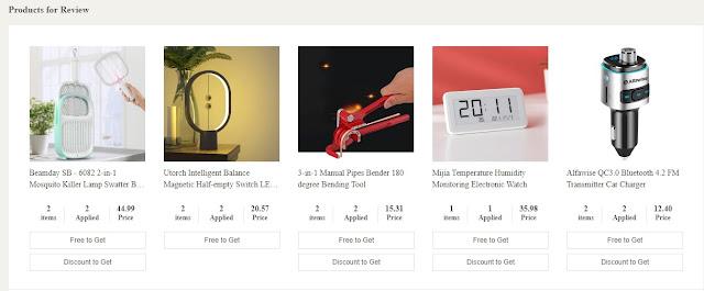 طريقة ربح المال من موقع جيربيست Gearbest والحصول منتجات مجانية !