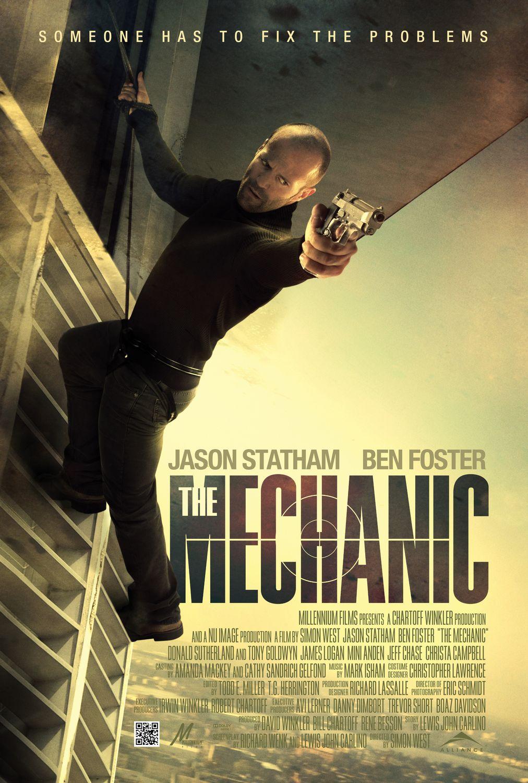 Nonton Film The Mechanic (2011)