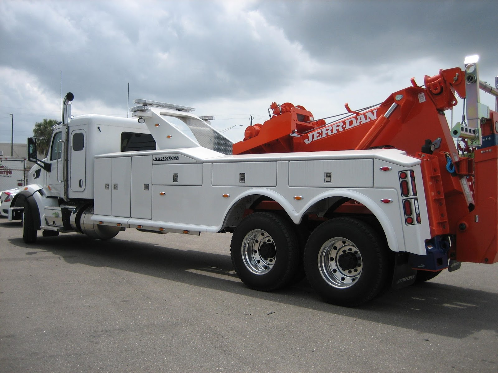 Florida Tow Show >> Bigtruckbrad S World Of Work Trucks 2017 Jerr Dan 25 Ton