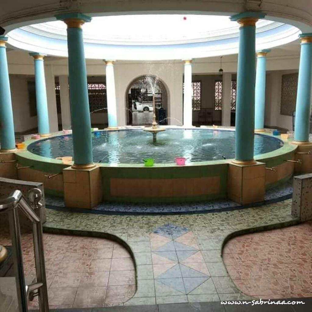 keunikan dan keindahan masjid jamek sultan ibrahim muar