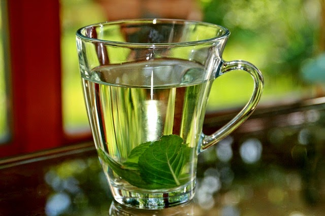 herbata ziołowa na ból żołądka