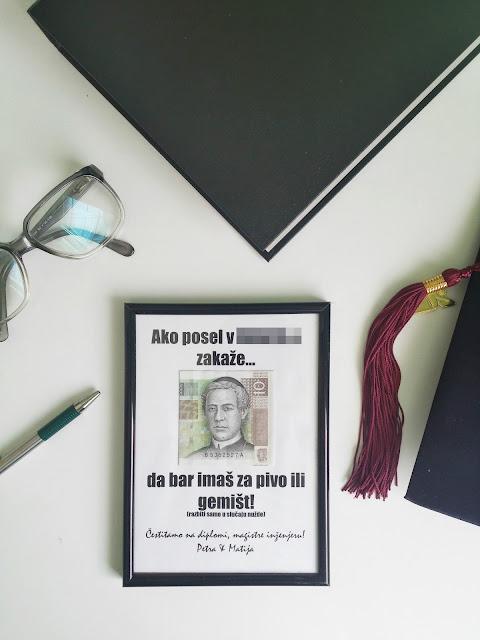 Kreativni način za darovati novac za promociju