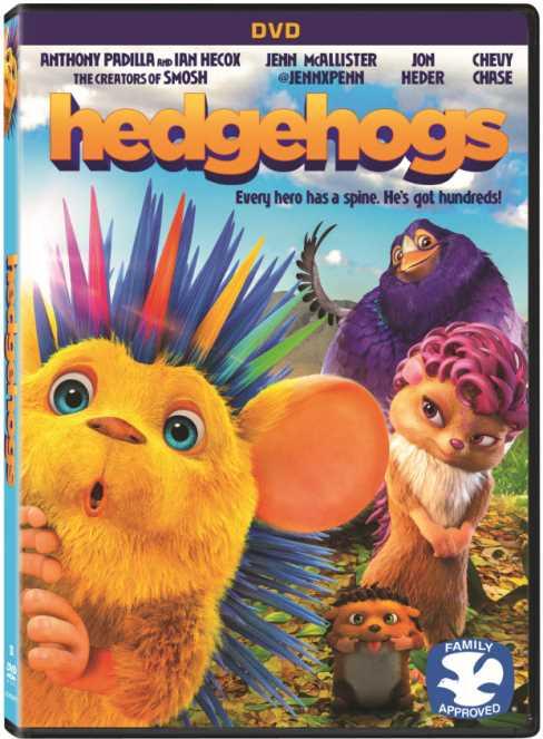 Image result for hedgehogs dvd 2018