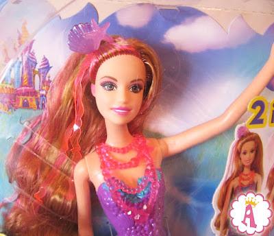Обзор игрушки Mattel из мультика Барби и потайная дверь