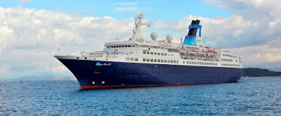Saga Holiday's Saga Pearl II to depart the Saga Fleet in 2019.