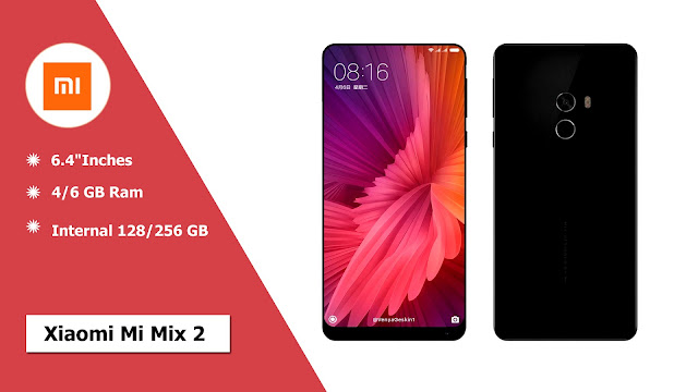 Xiaomi Mi Mix 2 Mobile Specifications,Price in india