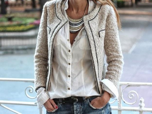 minorista online 05514 4e49b DIY Chaqueta Chanel (patrón gratis incluído) | | Oh, Mother ...