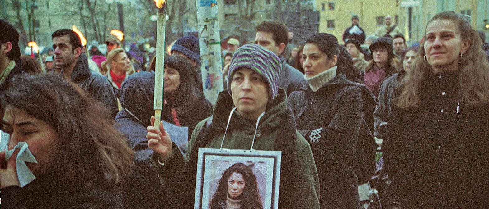 Taxiforare demonstrerade mot fardtjanstavtal