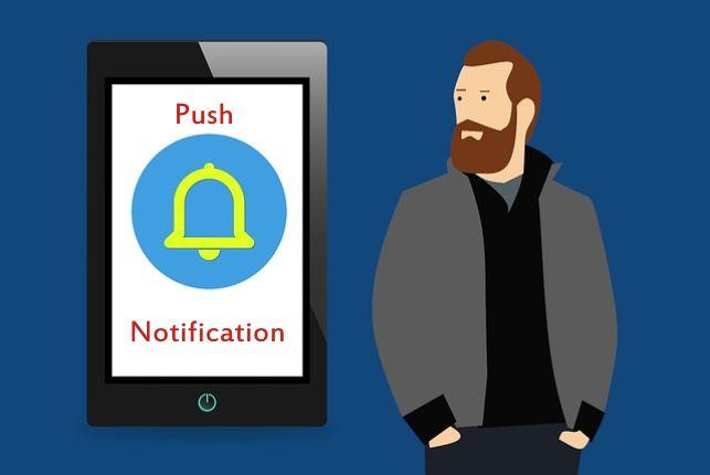Cara Meningkatkan Pengunjung Blog Menggunakan Push Notification