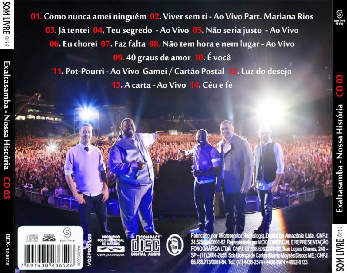 BAIXAR NO SERIA JUSTO EXALTASAMBA MP3