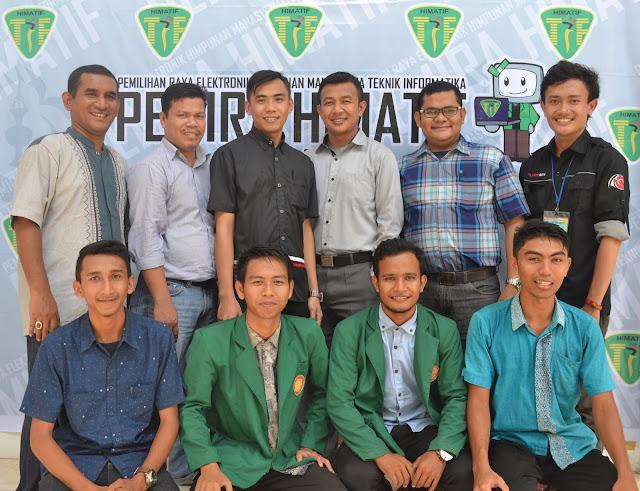 Teknik Informatika Unimal Sukseskan ePEMIRA dengan Sistem E-Voting Pertama di Aceh