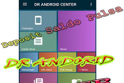 Cara Mengisi Deposit Saldo Dr Android Center
