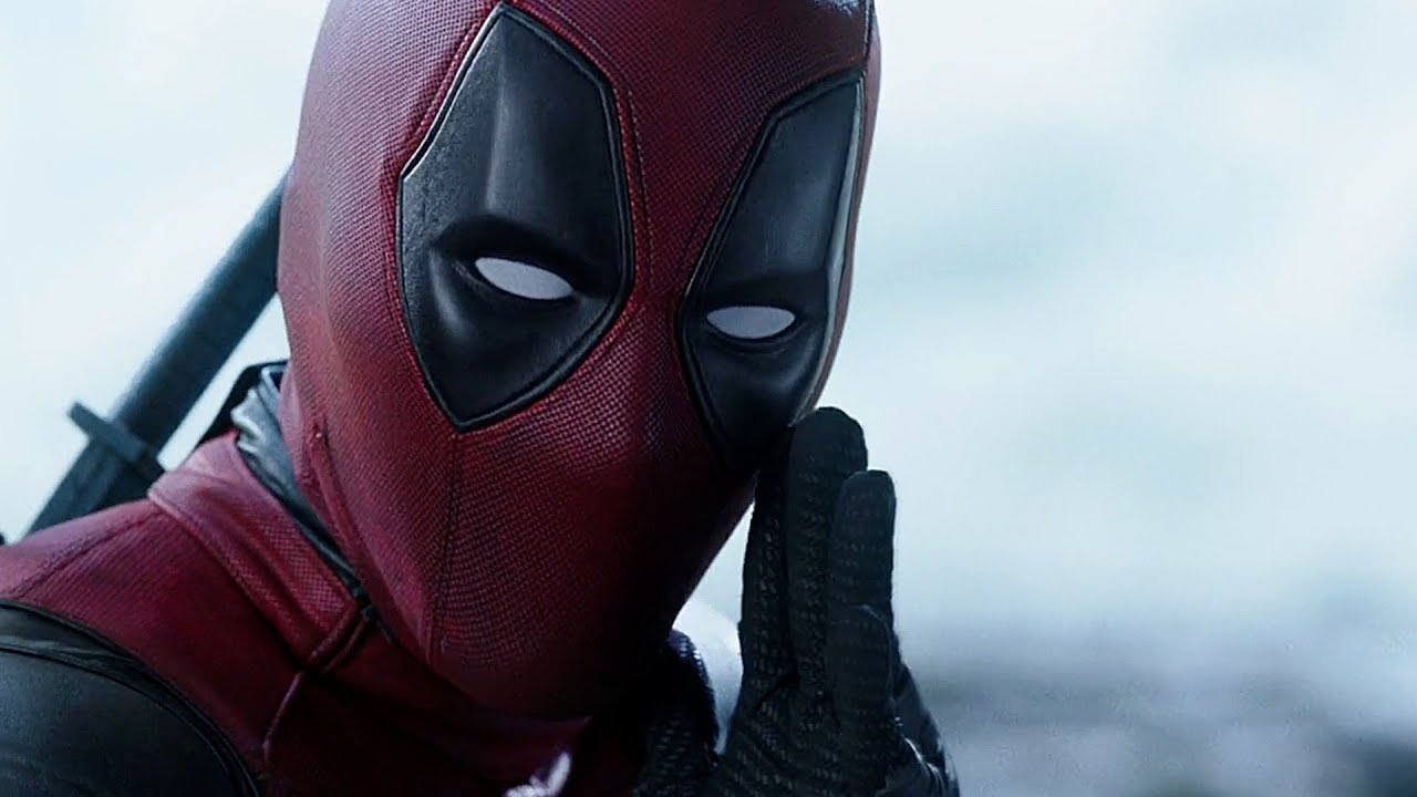 Deadpool: How the Camera can Tell a Joke