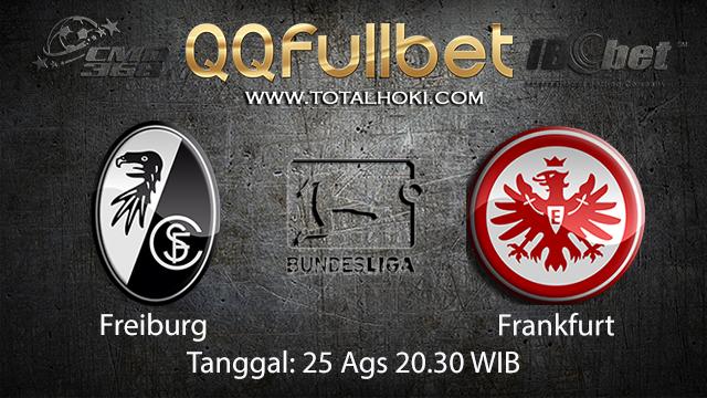 Prediksi Bola Jitu Freiburg vs Frankfurt ( German Bundesliga )