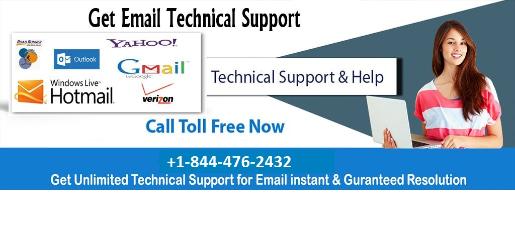 Email Tech Support Helpline Number: How To Fix Email Error