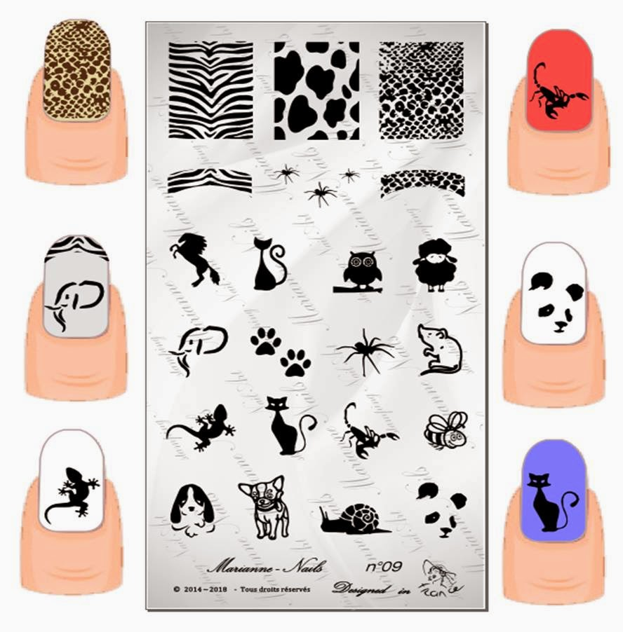 Lacquer Lockdown - Marianne Nails, Marianne Nails nail art stamping plates, nail art stamping blog, nail art stamping, new nail art stamping plates 2014, new nail art image plates 2014, new stamping plates 2014, nail art, stamping, indie nail art stamping plates, cute nail art ideas, diy nail art\