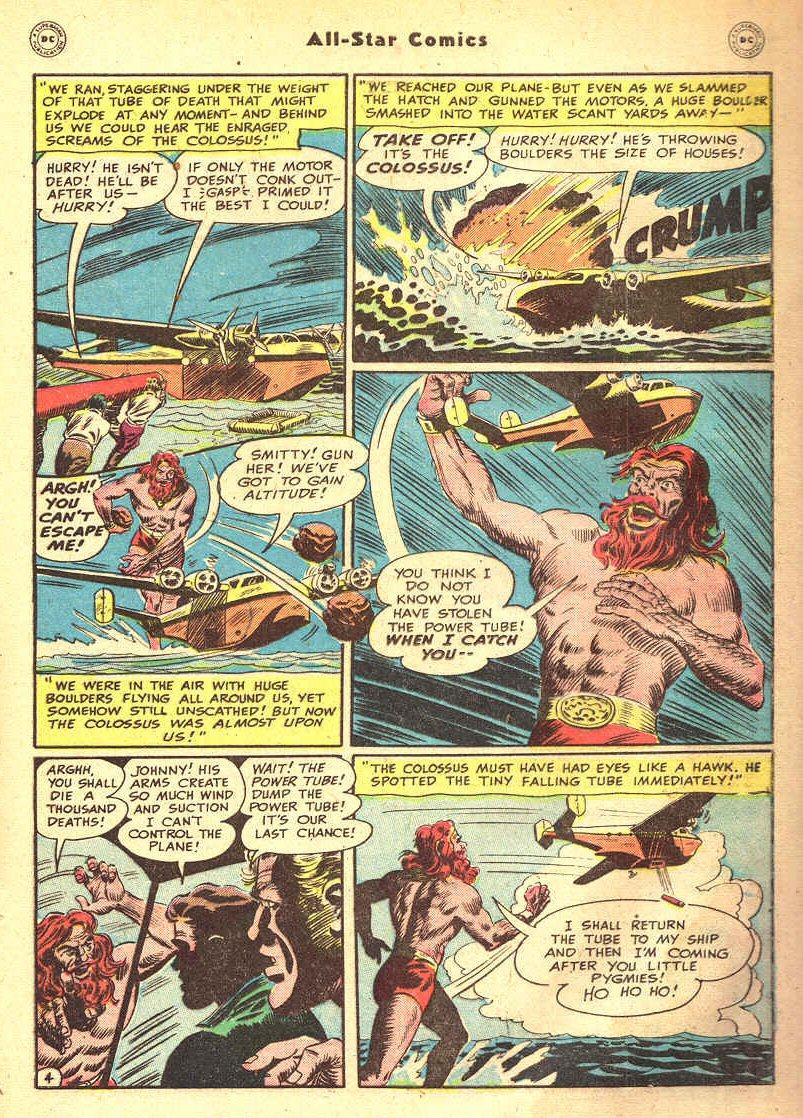Read online All-Star Comics comic -  Issue #46 - 47