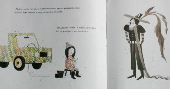 libro infantil Hilo sin fin