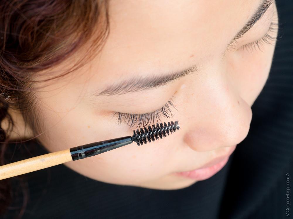 Review My Virgin Eyelash Extension Experience At Luminous Beauty