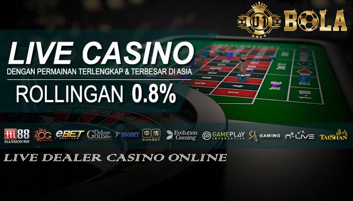 Situs Casino Terbaik Indonesia