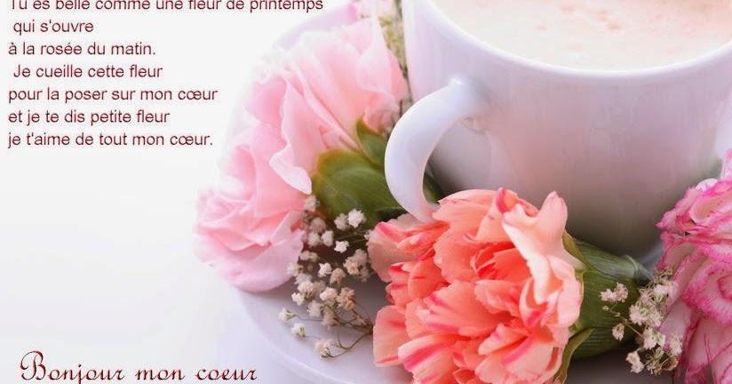 123 Sms Amour Sms Pour Dire Bonjour