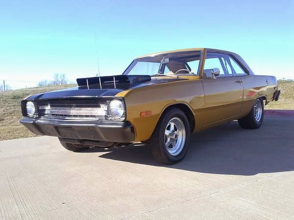 1975 Dodge Dart 440 CI Prostreet Mopar for Sale - Buy American