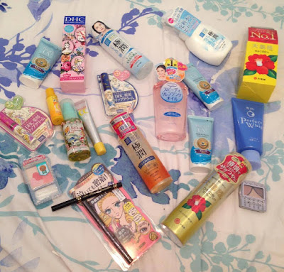 Japanese Skincare Products