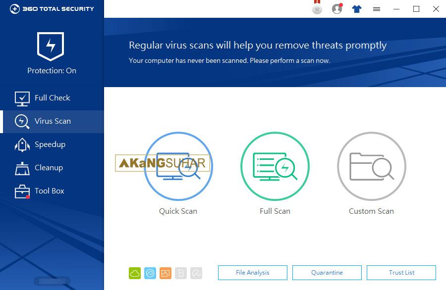 Download 360 Total Security 9 versi terbaru