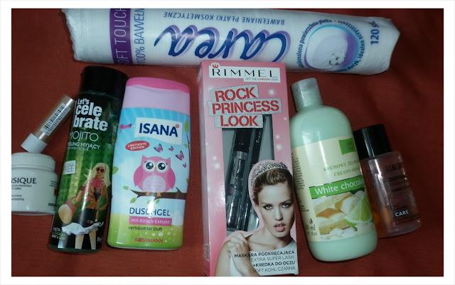 Mini, mini haul kosmetyczny  :)