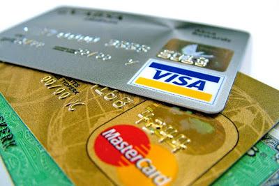 Kartu Kredti Visa dan MasterCard - Sekitar Dunia Unik