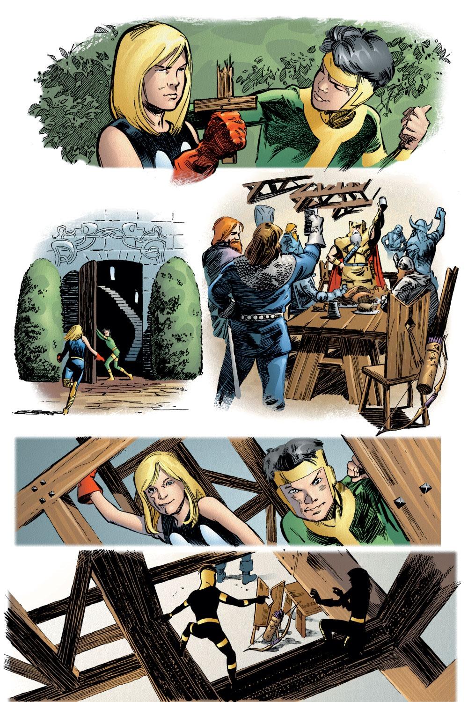 Thor (1998) Issue #44 #45 - English 5