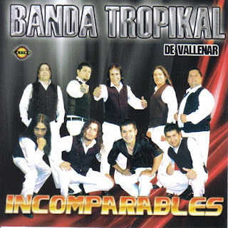 Banda Tropikal de Vallenar incomparables
