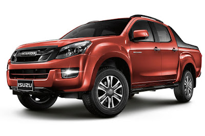 Isuzu D-Max X-Series wallpaper