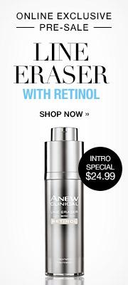 Avon Line Eraser with Retinol Online Presale